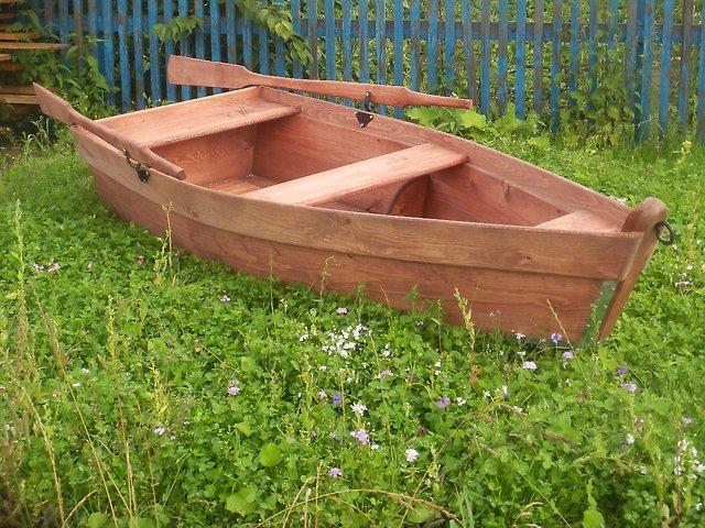 сделать декоративную лодку