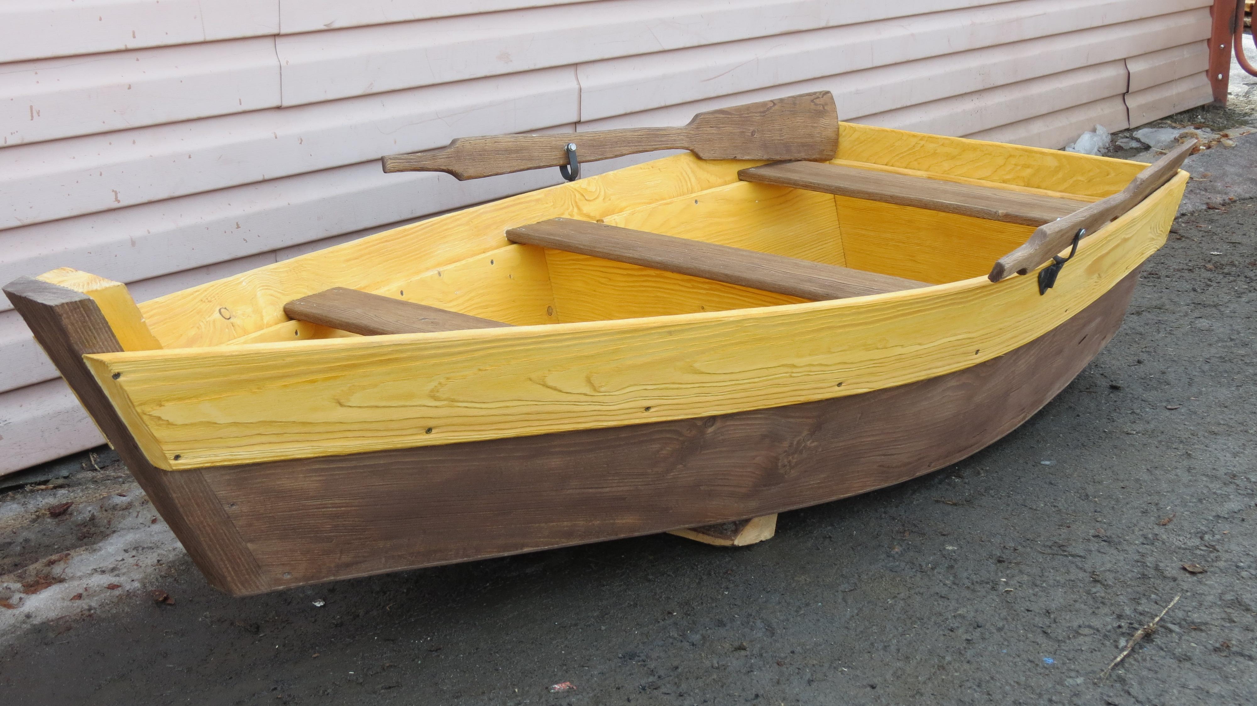 декора лодки